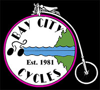 bay city cycles logo